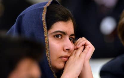 """Malala: il decreto di Trump sui rifugiati """"mi spezza il cuore"""""""