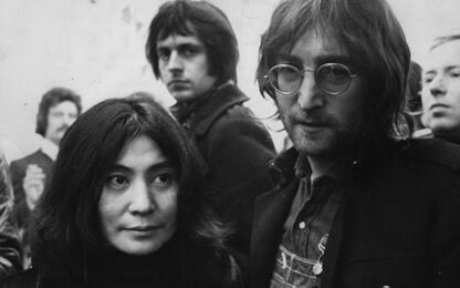 La storia d'amore tra John Lennon e Yoko Ono diventa un film