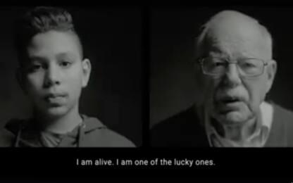 In un video dell'Unicef il confronto dei rifugiati di ieri e di oggi