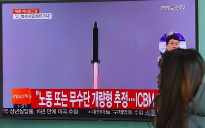 Corea del Nord: Usa preparano cyber armi e droni per abbattere missili