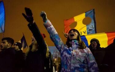 Getty_Images_Proteste_Romania_2