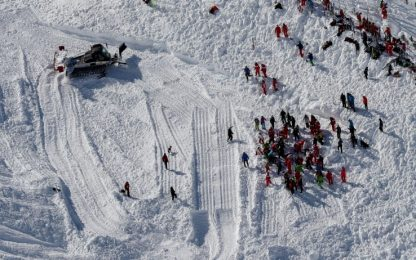 Valanga a Tignes, sulle Alpi francesi: 4 morti