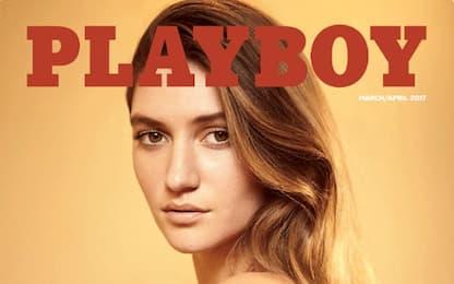 """""""Playboy"""" torna alle origini: riecco il nudo in copertina"""