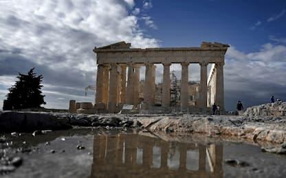 Atene dice no a sfilata di Gucci nell'Acropoli