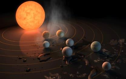 Nel cielo del 18 marzo corteo di pianeti impreziositi dalla Luna