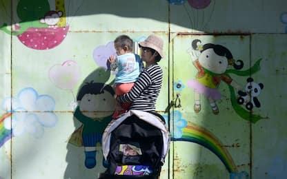 Cina, incentivi alle coppie perché abbiano un secondo figlio