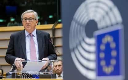 """Juncker presenta il Libro bianco: """"A marzo a Roma la nuova Ue a 27"""""""