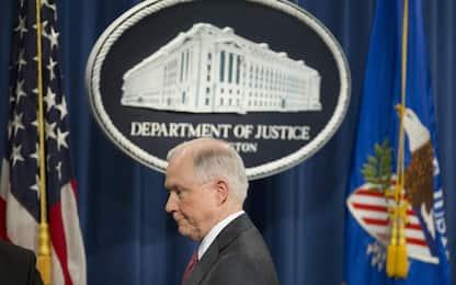 Usa, si dimette il segretario alla giustizia Sessions. Arriva Whitaker