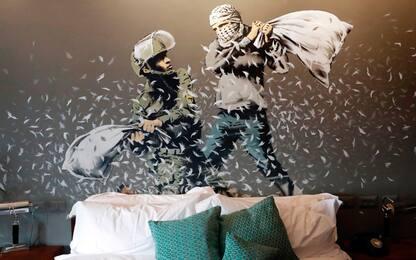 L'ultima provocazione di Banksy