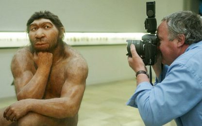 Erano romani gli uomini di Neanderthal più antichi d'Europa