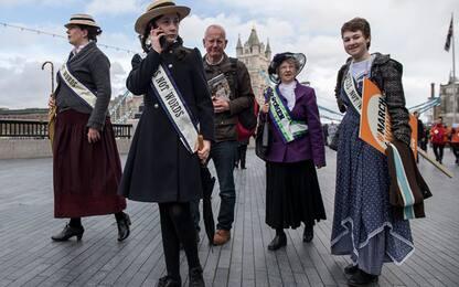 Regno Unito, 100 anni fa il diritto di voto alle donne