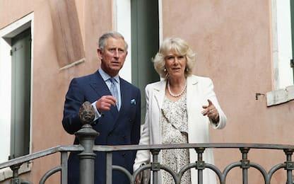 Il Principe Carlo e Camilla presto in Italia