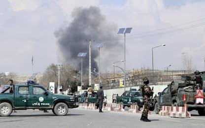 Kabul, attacco in ospedale militare