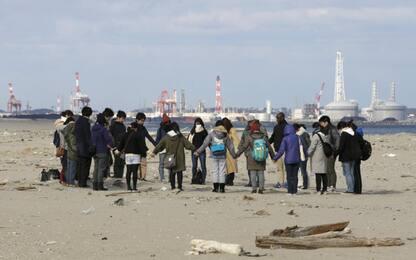 Tsunami, il Giappone ricorda 6 anni dopo