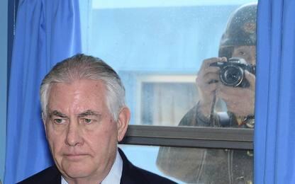 Monito Usa a Corea del Nord: pronti ad azione militare