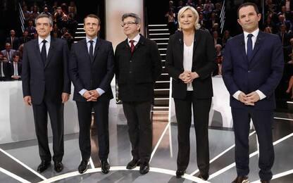 Elezioni in Francia, si alzano i toni fra i candidati all'Eliseo<br>