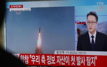 Corea Nord-Usa, Pechino: guerra può scoppiare da un momento all'altro<br>