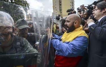 6Proteste_Venezuela_deputati_aggrediti_GettyImages