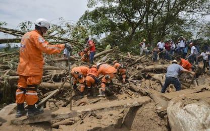 Colombia, si cercano anche due italiani sotto il fango a Mocoa