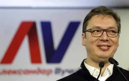 Serbia, l'europeista Vucic trionfa alle elezioni presidenziali