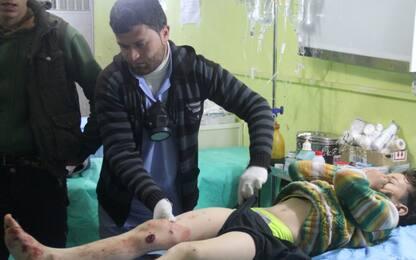 Siria, armi chimiche sui ribelli: strage di bimbi. Usa: colpa di Obama