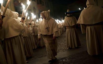 Zamora celebra l'inizio della Settimana Santa. FOTO<br>