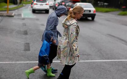 Nuova Zelanda in arrivo ciclone Cook