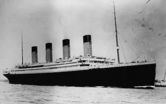 Una foto del Titanic