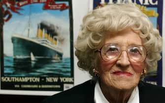 Ultima superstite del Titanic morta nel 2009
