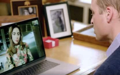 Lady Gaga e William: spot contro i pregiudizi sulla salute mentale<br>