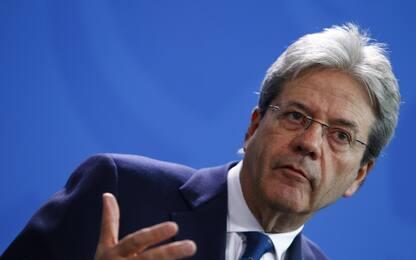 """Gentiloni: """"Boschi ha chiarito, nessuna implicazione sul governo"""""""