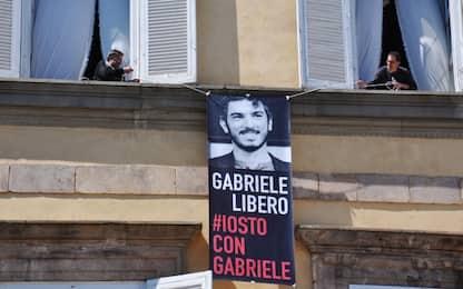 Gabriele Del Grande sospende lo sciopero della sete