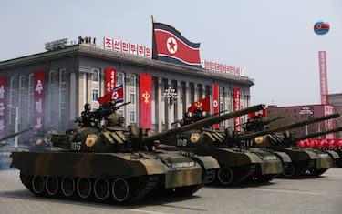 corea_nord_pyongyang_militari_ansa