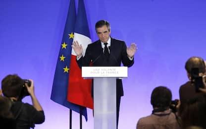 Elezioni Francia, Fillon ammette sconfitta: votate Macron