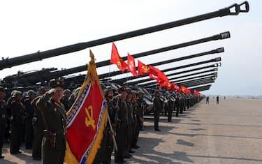 nord_corea_esercito_getty