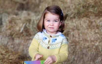 La principessa Charlotte compie 2 anni: la foto scattata da mamma Kate