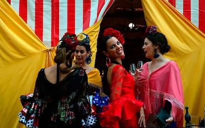 La Feria de abril a Siviglia