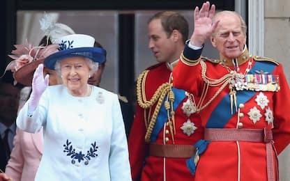 Principe Filippo in ospedale. Queen's speech Elisabetta in Parlamento