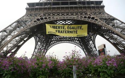 Francia, Greenpeace contro Le Pen