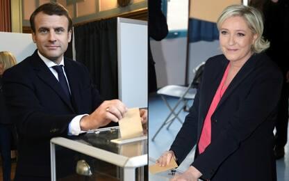 Francia, candidati e politici ai seggi