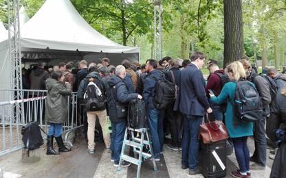 Elezioni Francia, Fn vieta ingresso a molti giornalisti: proteste