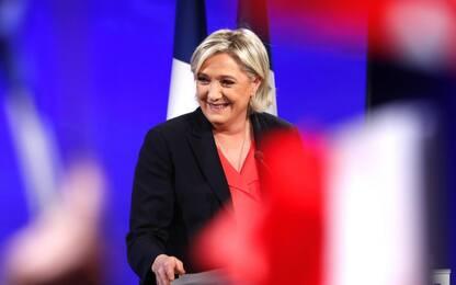 Elezioni Francia, Le Pen: risultato storico ma ha vinto la continuità