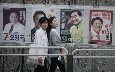 GettyImages-Corea_Sud_elezioni
