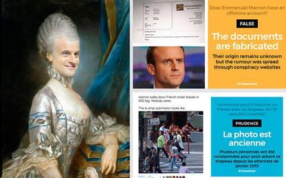 """Elezioni Francia, fact-checking collaborativo contro le """"fake news"""""""