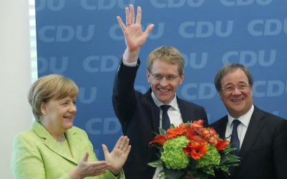 Germania, il voto locale premia Merkel. Sconfitta la SPD