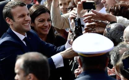 "Francia, Macron proclamato presidente: ""L'Europa sarà rilanciata"""