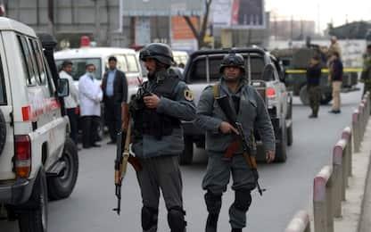 Afghanistan, attacco alla tv di Stato: morti 4 assalitori