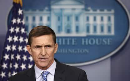 Donald Trump annuncia la grazia per Flynn