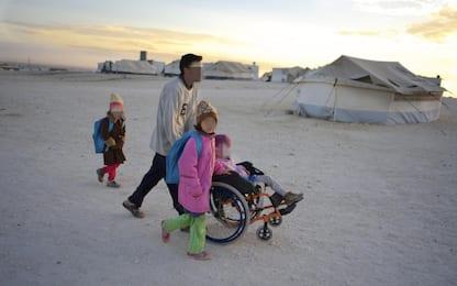 Migranti, Unicef: aumento record di bambini soli in fuga