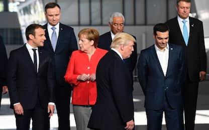 Nato, accordo su terrorismo ma restano le divergenze